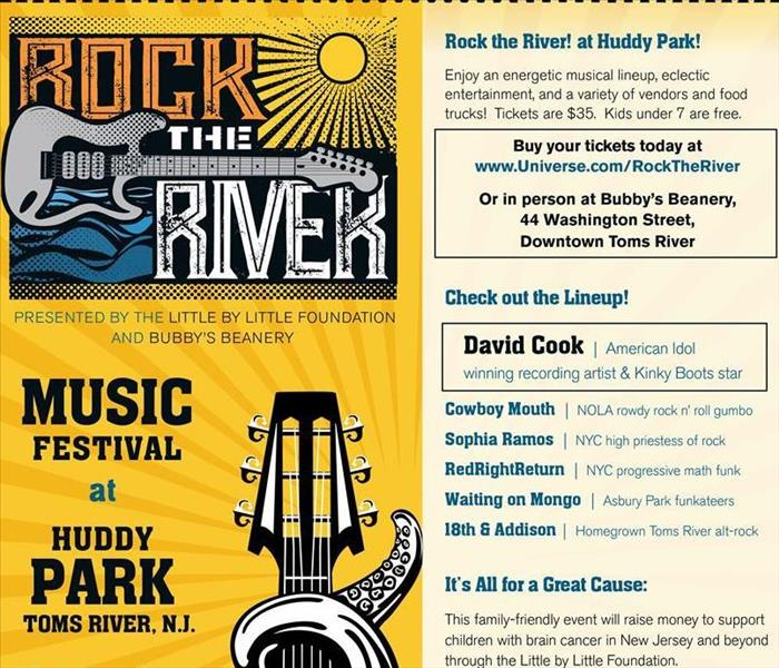 Rock the River to Benefit Little by Little