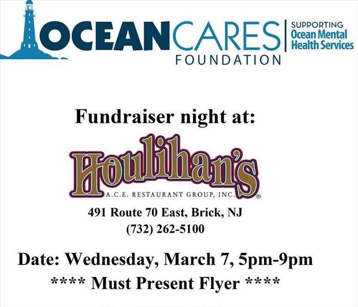 OceanCares Foundation Fundraiser Night at Houlihan's