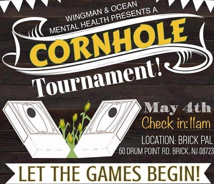 Wingman Planning Cornhole Tournament the benefitting OceanCares Foundation