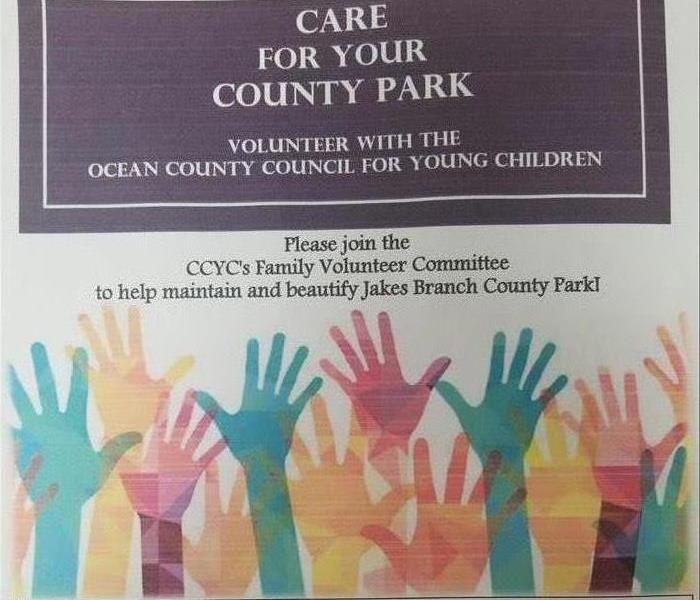 CCYC Beautify Your County Park