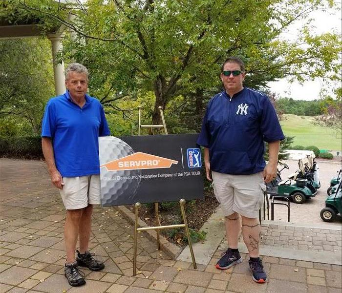 SERVPRO Golf Outing at Sea Oaks