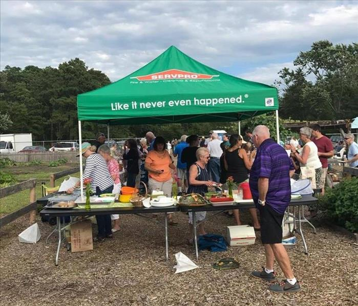 1st Annual Wrangle Brook Community Garden Party Fundraiser