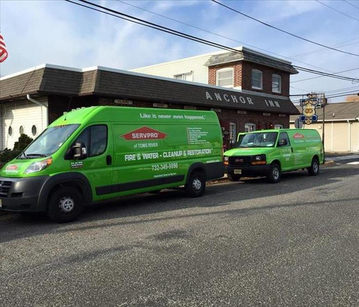 Why SERVPRO Why Choose SERVPRO of Point Pleasant for Your Business Emergency?