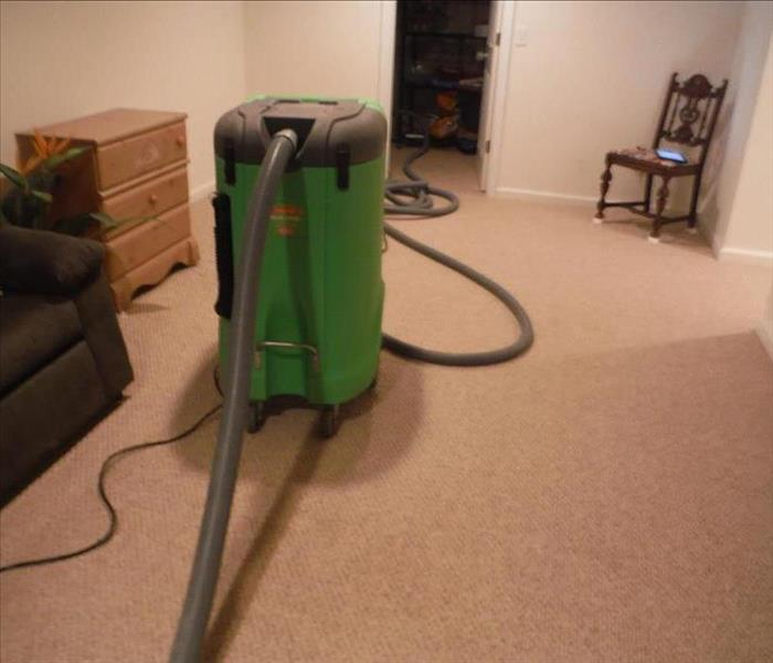 Water Damage Water Damage Restoration: SERVPRO's Process by the Hour
